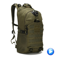1000D Camping Men Military Army Tactical Backpack