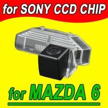 Per Sony CCD Auto Mazda6 RX-autokamera inverso dell'automobile della macchina fotografica back up vista posteriore parcheggio HD impermeabile