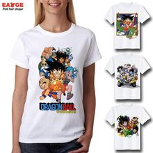 Dragon Ball Z Goku Super Saiyan Anime Casual Fashion T-shirt