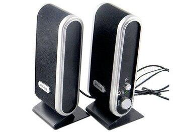 Gosear-Mini HY-218 de plástico con conector USB, micrófono de 3,5mm, Conector de...