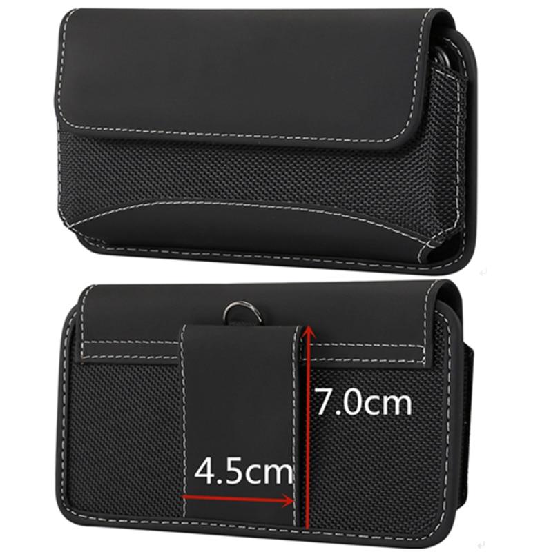Pacote de cintura universal cinto clipe saco da cintura para iphone11 xs xr xs max 6 7 8 caso bolsa coldre para samsung note9 8 s10/s9/s8/s7/s6