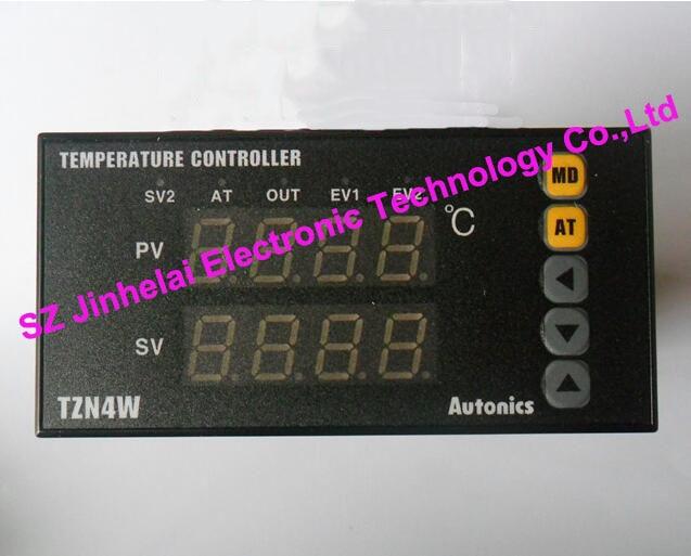 New and original  TZN4W-14C   AUTONICS 100-240VAC Temperature controller ga 14 original and new