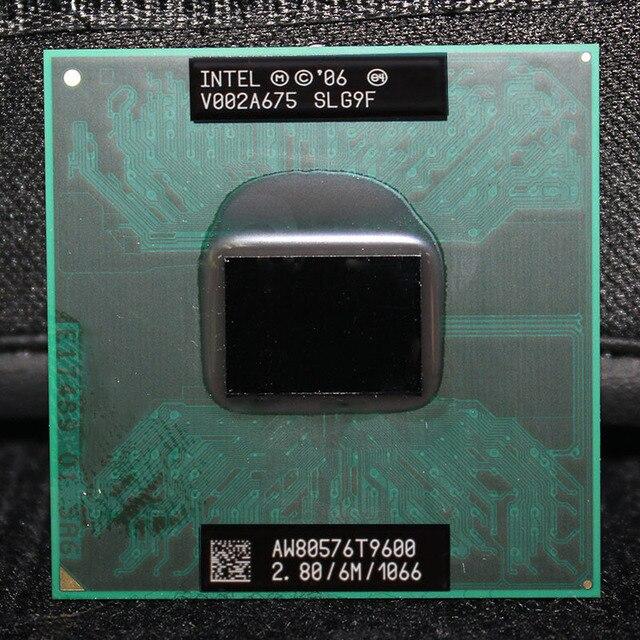 INTEL CORE 2 DUO CPU T9600 WINDOWS 7 64 DRIVER