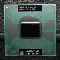 Intel Core 2 Duo Mobile T9600 2.8GHz 1066 MHz 6 M CPU Del Computer Portatile Processore