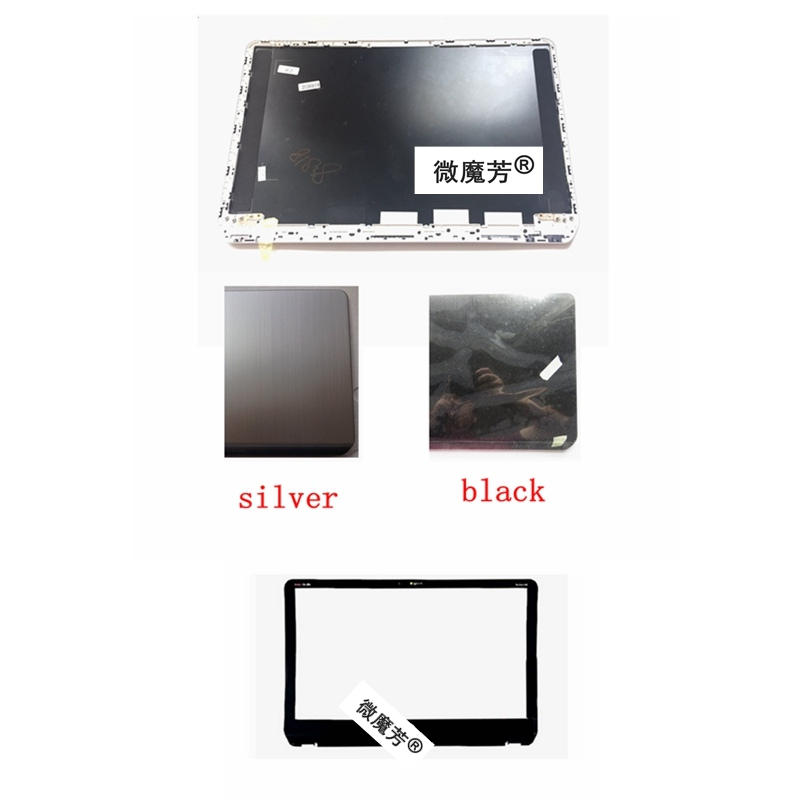 New LCD Cover for HP for Envy M6 M6-1000 M6-1001 1045 1125dx 1035dx Series 686895-001 A Shell& LCD Front Panel Screen Frame сервер lenovo x3250 m6 3943e6g