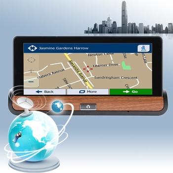Panlelo 3G4G 6.86 inch Car GPS Navigation Bluetooth GPS Android 5.0 Navigators Automobile with DVR FHD 1080P Vehicle GPS SAT Nav