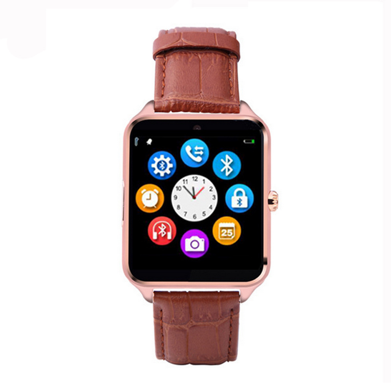 GT09 Touch Screen Bluetooth Alloy Smart Watch With Camera For Apple Support WhatsApp Heart Rate Monitor Wristwatch Smartwatch heart rate monitor smart watch dual display 316l stainless steel hd round screen wristwatch support facebook whatsapp reminder