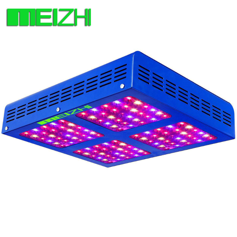 MEIZHI Riflettore LED 600 w Coltiva La Luce migliore Spettro Completo per semi di piante da interno sistemi Idroponici serra coperta