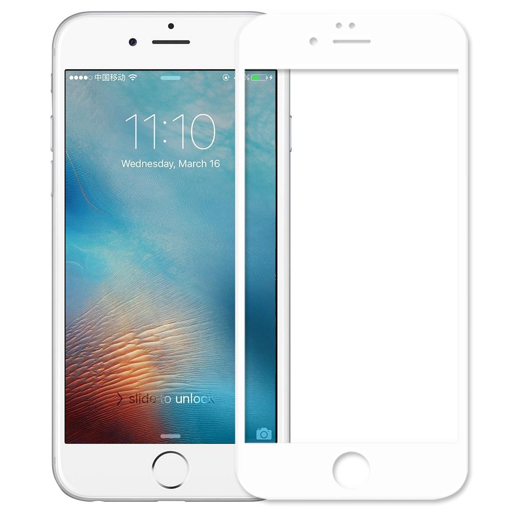 imágenes para Protector de pantalla de nillkin para el iphone 6 0.23mm totalmente cubierta anti-explosión de cristal templado protector de pantalla para iphone 6 s (4.7 pulgadas)
