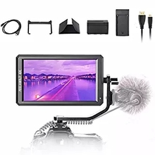 "Feelworld F6 5,7 ""ips 4 К монитор HDMI для DSLR или беззеркальных Камера Gimbal + Батарея он может Мощность для DSLR или беззеркальных Камера"