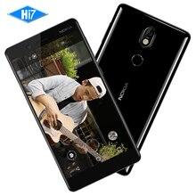 New Original Nokia 7 64G ROM 16MP Kamera Dual Sim karten 5,2 zoll Octa-core 4G LTE 3000 mAh Android 7.1 Smart Mobile telefon