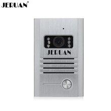 JERUAN Video door phone METAL outdoor camera color doorphone IR Camera free shipping