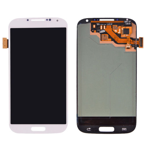 New Touch Screen Digitizer LCD Assembly For Samsung Galaxy S4 i9500 i9505 i337 free shipping replacment lcd for samsung for galaxy s4 i9505 lcd display touch screen digitizer frame assembly one piece free shipping