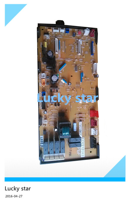 95% new for Air conditioning board circuit board FVY71BMV2C EC0312 H computer board good working bmv 3 gt в германии