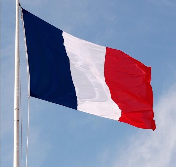 90 x150cm Large France Flag Polyester National Banner french flag Happy Gifts font b Home b