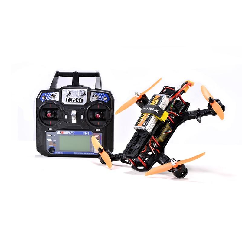 QAV 250 210 RC plane Carbon Fiber Mini QAV250 QAV210 Quadcopter Frame Brushless Motor KV2300 20A