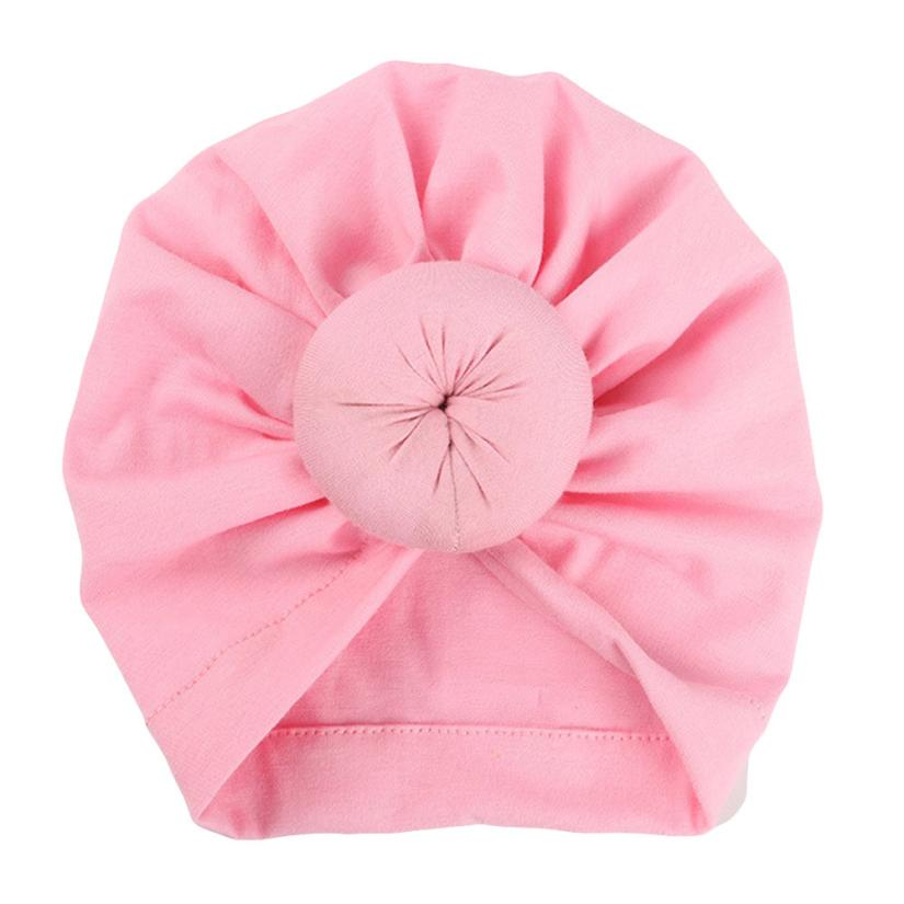 2pcs//set Mommy And Me Rose Hat Women Caps Girls Turban Hats Twist Knot Headwear