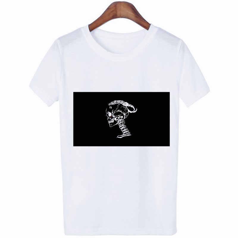 f6581d401408 ... CZCCWD Women's Summer fashion 2019 Female T-shirt Rap XXXTentacion  Streetwear Hip Hop Aesthetic Hipster ...