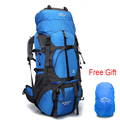 60L Multicolor Outdoor Military Waterproof Rucksack Men Multi-Purpose Backpack Women Sports Bags Camping Travel Hiking Trekking