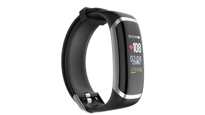 Image 3 - M4 Smart Armband Fitness Tracker Kleur Screen Sport Bloeddruk real time Hartslagmeter IP67 Waterdichte Smartt Horloge