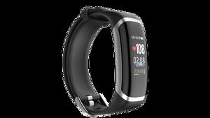 Image 3 - M4 Smart Bracelet Fitness Tracker Color Screen Sport Blood Pressure real time Heart Rate Monitor IP67 Waterproof  Smartt Watch