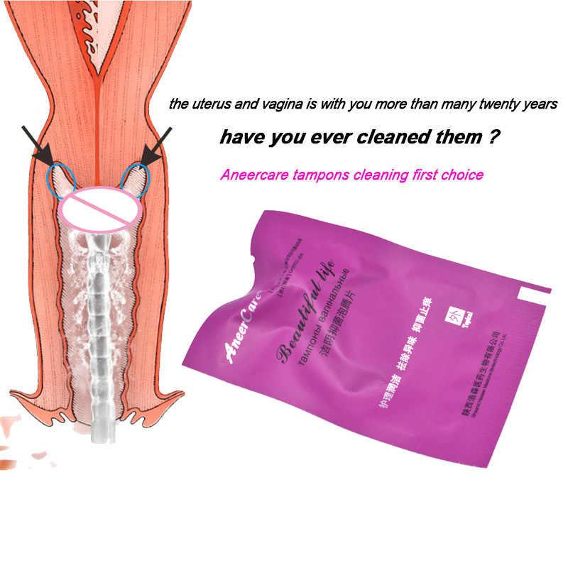 12 Pcs Vaginal Cleansing Pearls Womb Detox Healing Vaginal Detox Pearls MSU99
