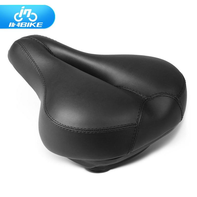 Aliexpress Com Buy Inbike Bike Saddle Soft Bicycle Seat