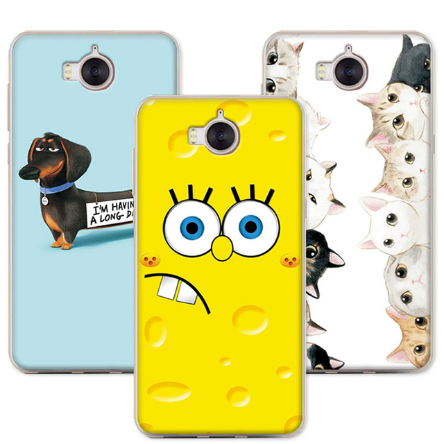 coque pour huawei y6 2017