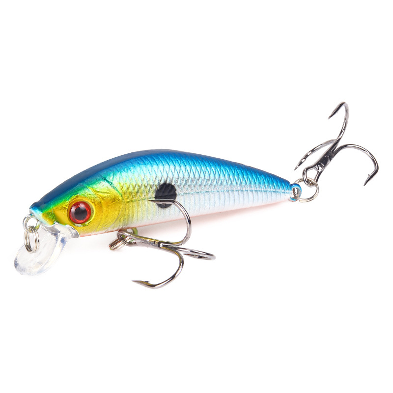 1pcs 8 5g 7cm Fishing Lure Crankbait Simulation Bait Hard Bait Wobblers Dive 1 5m Peche Isca Artificial Fishing Tackle in Fishing Lures from Sports Entertainment