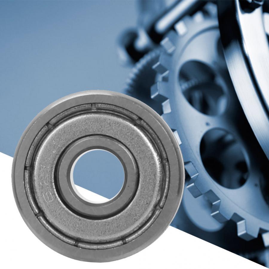 10pcs V625ZZ V Groove Ball Bearing 90° Pulley Rail Track Bearings 5*16*5mm