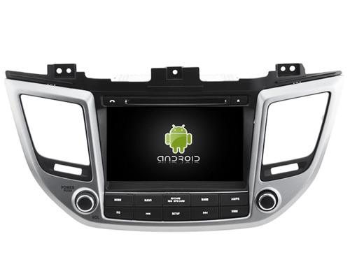Android 7 1 font b CAR b font DVD player FOR HYUNDAI TUCSON IX35 2016 font