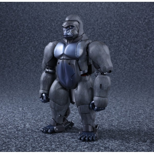 Japonais version TAKARA TOMY TT Chef-d 'Œuvre 3C Super Guerrier BW MP 32 Orang-outan Capitaine Optimus Primal W70