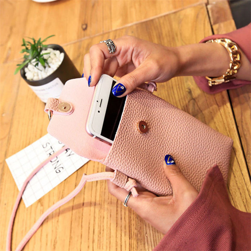 Universal Wallet Bag for Oneplus 1 One plus 2 3 4 x 5T 6 Two Three Portable Case mobile phone Shoulder bag holster Pouch