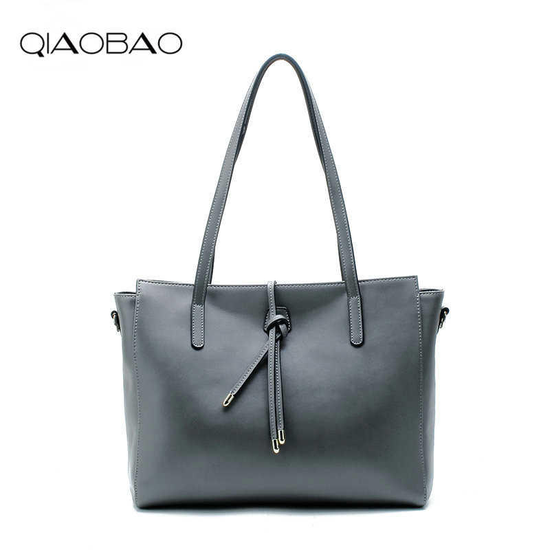 QIAOBAO 100% Genuine Leather Bags ladies Bag cowhide totes female designer fashion big women leather bags crossbody sac a main qiaobao 100% genuine leather handbags new network of red explosion ladle ladies bag fashion trend ladies bag