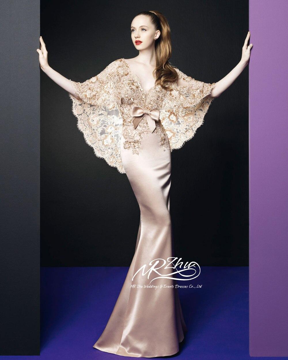 Long Evening Dress 2015 New Arrival Formal Dresses Unique Style