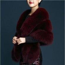 76f5e61a4 Promoción de Fur Fox Shawl - Compra Fur Fox Shawl promocionales en ...