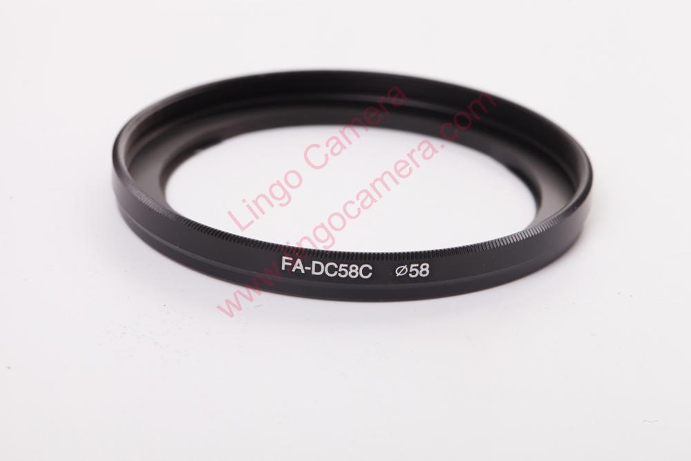 Fa-dc58e filtro adaptador Canon PowerShot g1x II adaptador filtro g1 X Mark 2 ll1604