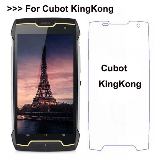Cubot King Kong IP68 Tempered Glass Cubot King Kong Screen Protector Phone Protective Film For Cubot KingKong Glass 2017