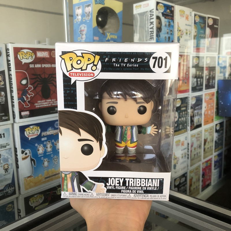 Funko Pop Official Television: Friends - Joey In Chandler's Clothes Vinyl Action Figure Collectible Model Toy With Original Box