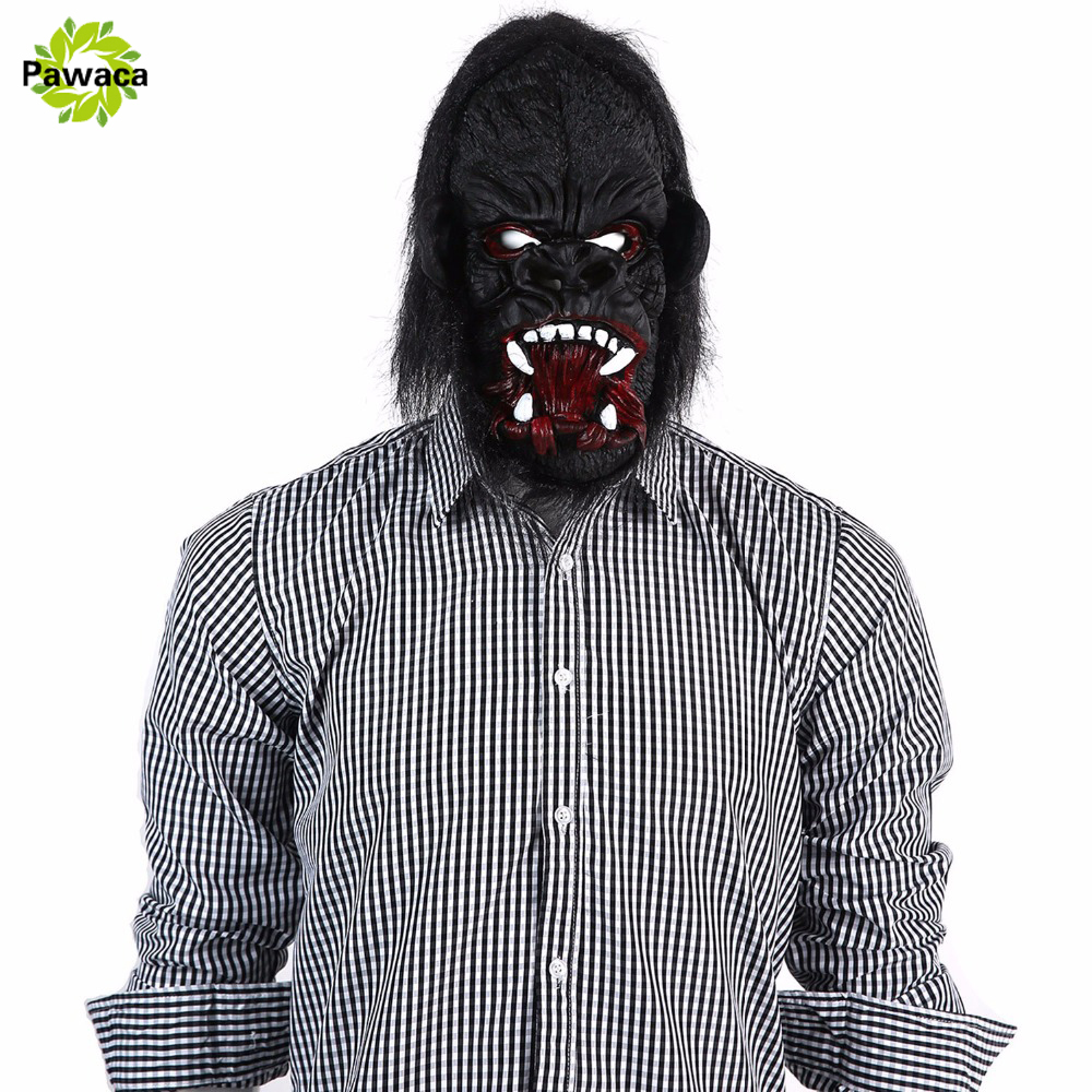 Popular Gorilla Mask-Buy Cheap Gorilla Mask lots from China ...