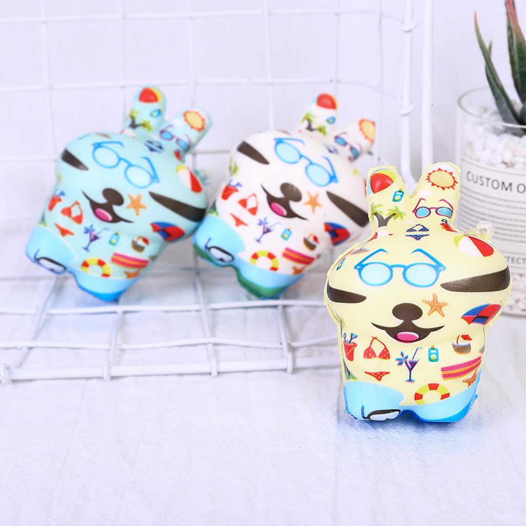 Çocuklar için bebek oyuncakları Mini Sevimli Bebek Yavaş Yükselen Çocuklar Stres Rahatlatıcı Dekompresyon Oyuncak Drop Shipping