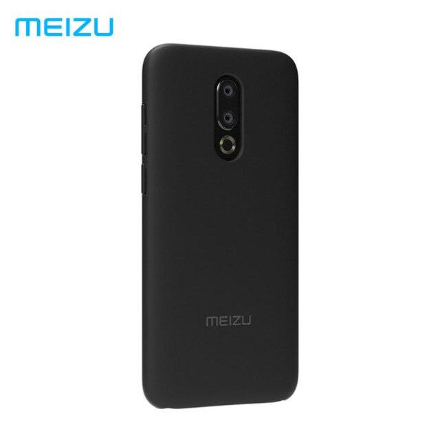 Оригинальный Для Meizu Note 8 чехол жесткий чехол для телефона для Meizu X8 Защитная крышка Shell для Meizu Note 8 fundas САППУ черный