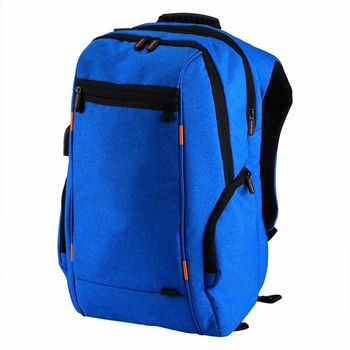 Outdoor Multi-function Solar Panel Breathable Backpack