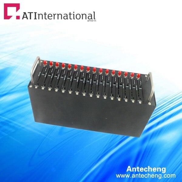 Cheap Factory price 16 port gprs modem pool tc35i support stk mobile recharge bulk sms sending
