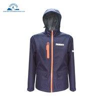 Для женщин Водонепроницаемый куртка легкий дождь основа с капюшоном Открытый Ветровка Солнцезащитная летние кроссовки пальто для Брючный
