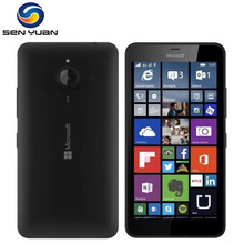 Orijinal Nokia Microsoft Lumia 640XL Quad-core 8 GB ROM 1 GB RAM Unlocked Cep Telefonu 4G WIFI GPS 13MP cep telefonu