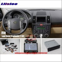 Liislee для Land Rover Freelander 2 LR2 стерео dvd плеер и GPS навигации Системы + HD Сенсорный экран Bluetooth Ipod AUX USB