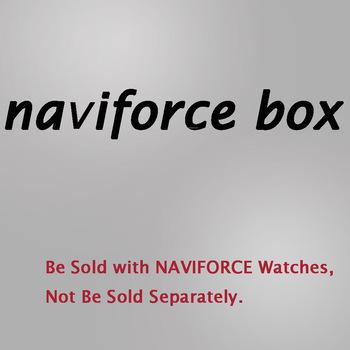 NAVIFORCE na prezenty z papieru oryginalne pudełko na zegarek tanie i dobre opinie Pudełka do zegarków 16cm 3 2cm Nowy z metkami Rectangle Moda casual NF-BOX-005 Watch Boxes piece 0 07kg (0 15lb ) 18cm x 10cm x 4cm (7 09in x 3 94in x 1 57in)