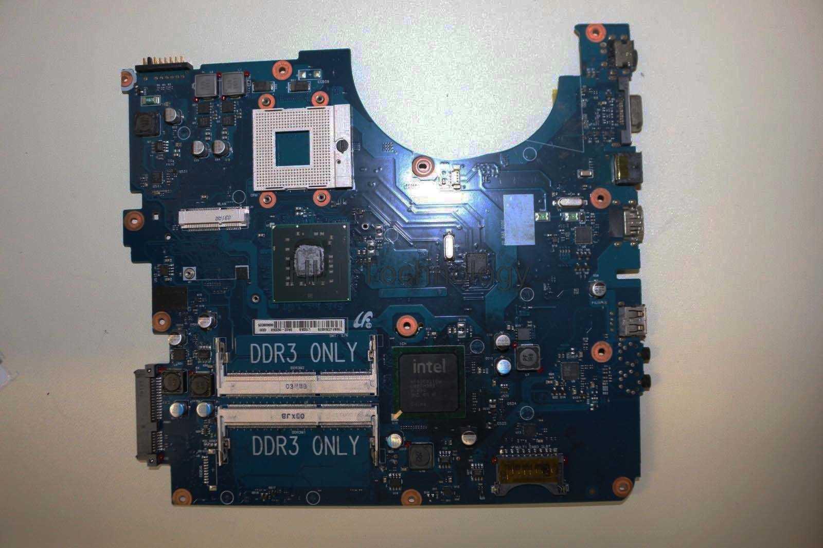 HOLYTIME материнская плата для ноутбука samsung r528 BA92 06338A 06338B BREMEN UL основная DDR3 100% tesetd -