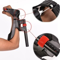 Adjustable Wrist Machine Sports Forearm Hand Gripper Arm Muscle Strength Exerciser Gym Power Fitness Body Building Equipment